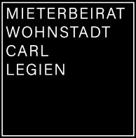 Logo Mieterbeirat Wohnstadt Carl Legien